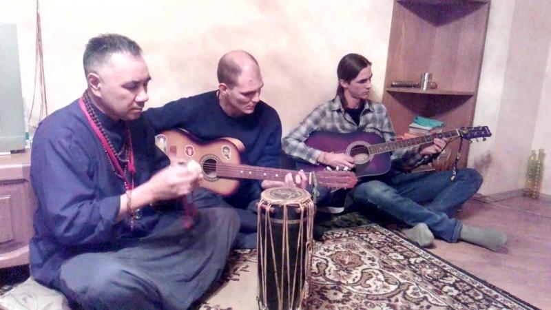 Ананда,Егор и Маэстро.Джем