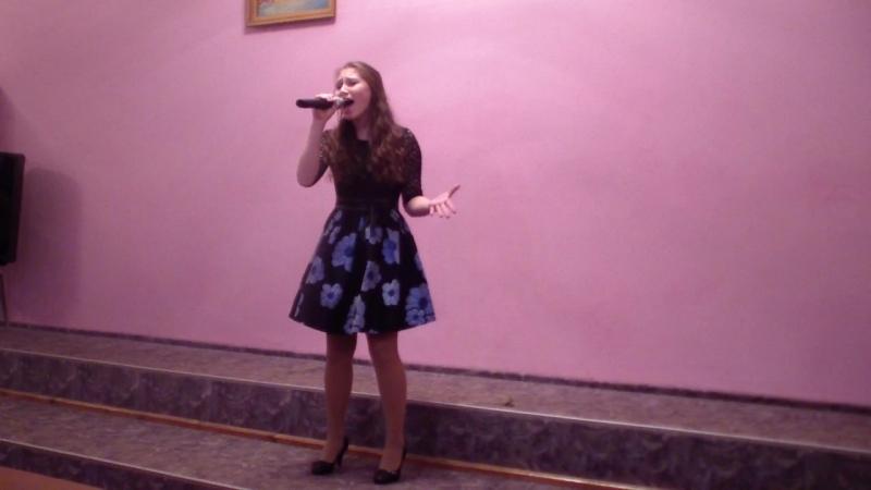 Моя внучка Лира Алена, преподаватель Светлана Николаевна Быкова, Северный Коммунар Сивинская ДМШ