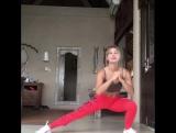 Упражнения для бёдер и ягодиц