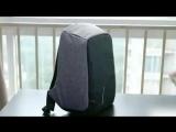 Стильный функциональный рюкзак с защитой от карманников.