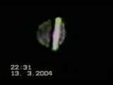 UFO - Moscow, Russia, March 13, 2004