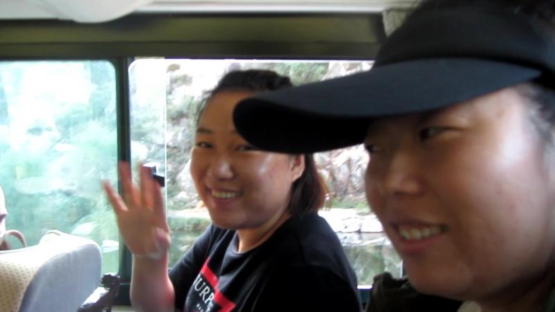 Едем к горе Тайшань