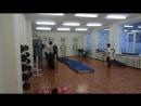 Урок физкультуры акробатика почти 20 лет не делал а все же двигательная память еще работаетфизра