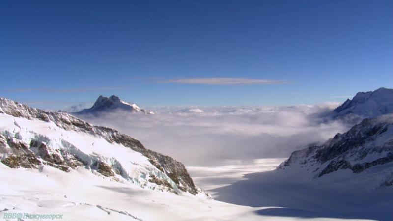 BBC «Планета людей (5). Горы: Жизнь в разрежённом воздухе» (Познавательный, природа, 2010)