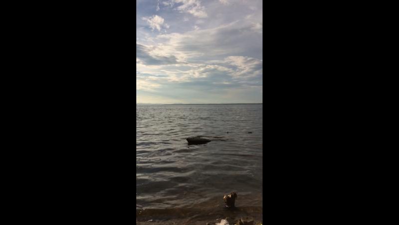 Озеро Увильды 2017