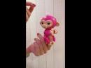 Обезьянка Finger Monkey видео
