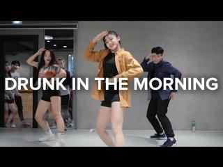 1Million dance studio Drunk In The Morning - Lukas Graham / Yoojung Lee Choreography