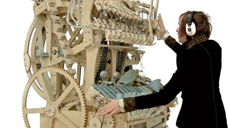 Wintergatan - Marble Machine (music instrument using 2000 marbles).mp4