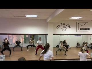 Dancehall choreo by Alena