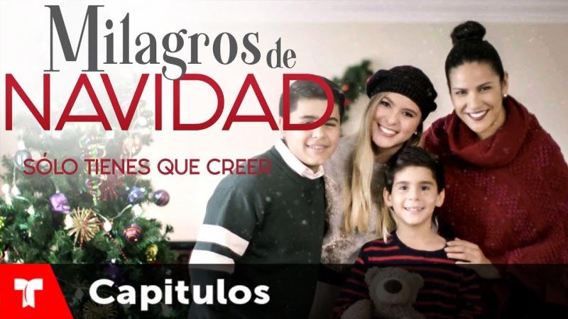 Milagros de Navidad\Чудеса под Рождество 6 серия Чудо младенца Диего