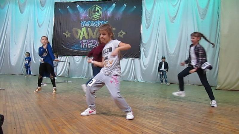 Kherson Dance Fest 10.12.2017 Hip-Hop