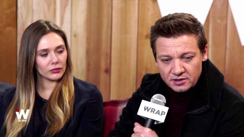 'Wind River' Star Jeremy Renner on Playing a Man Who Loses His Child