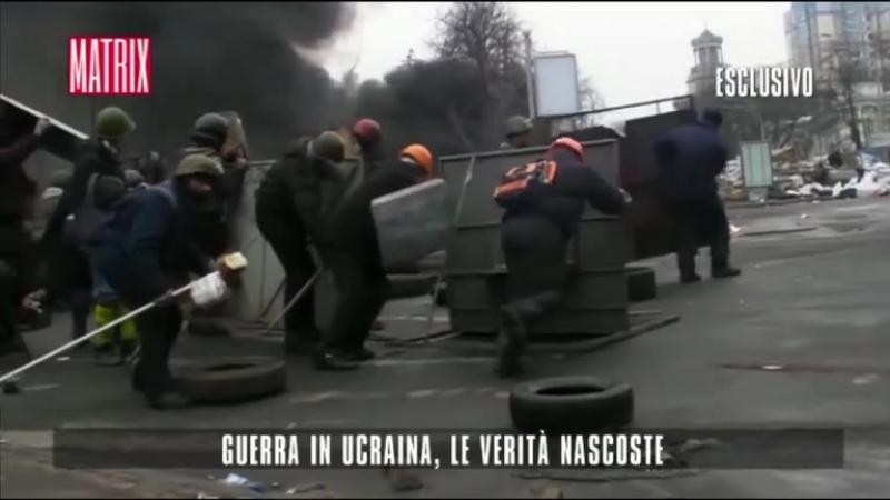 Matrix (ITA) Esclusivo Guerra in Ucraina le verità nascoste