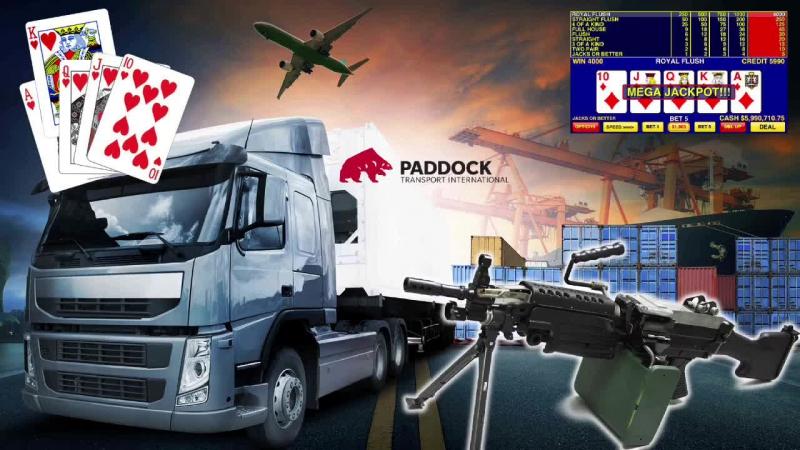 Stephen Paddock, Las Vegas Shooting Logistics