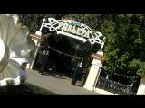 Центр Сочи вело видео обзор 14 февраля 2018 года 5 часть. Парк Ривьера.