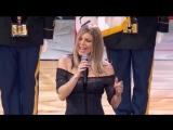 Ферги исполнила национальный гимн США Fergie The U.S. National Anthem _ 2018 NBA All-Star Game 19 04 2018