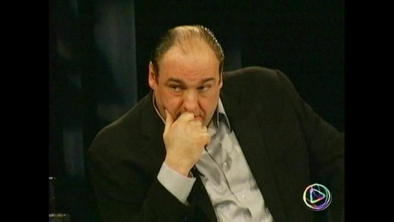 Интервью в актерской студии. Джеймс Гандольфини. 2004.