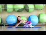 ТОП-5 любимых упражнений для КРУГЛЫХ ЯГОДИЦ