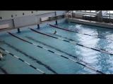 01.03.2018 - 2008 Мальчики третий заплыв (группа 16.00)