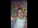 Анечка, 3 месяца, песенки поем)