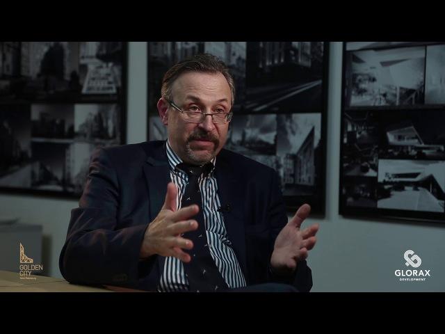 Интервью с Сергеем Орешкиным генеральным директором архитектурного бюро Ален