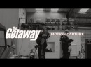 The Getaway Motion Capture PS2