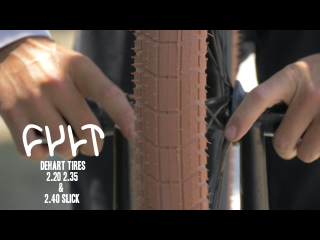 CULTCREW DEHART TIRES BROWN MORE Ft. IZ PULIDO
