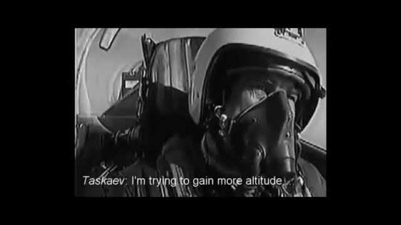 Русский посадил самолет без руля высоты