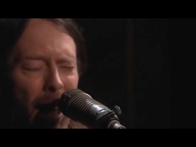 Radiohead - Supercollider - Live From The Basement (The King Of Limbs) [HD]