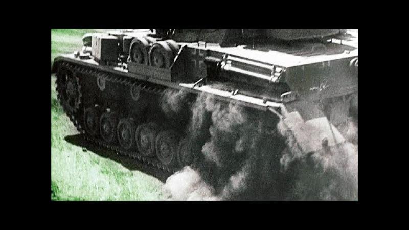 Largest Tank Battle In History - Germany vs Soviet Union [HD]