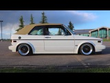 Reza's TURBO Volkswagen Golf MK1 Cabrio | Mario Kay