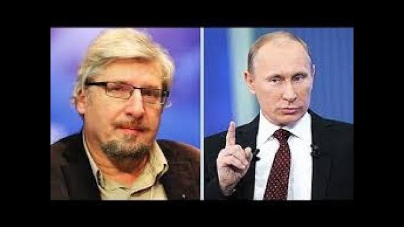 Проф.С.Савельев: Почему ПУТИН - самый умный президент?