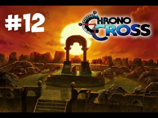 Chrono cross 12 - Прохождение - Мигель [Логово Злобстера]