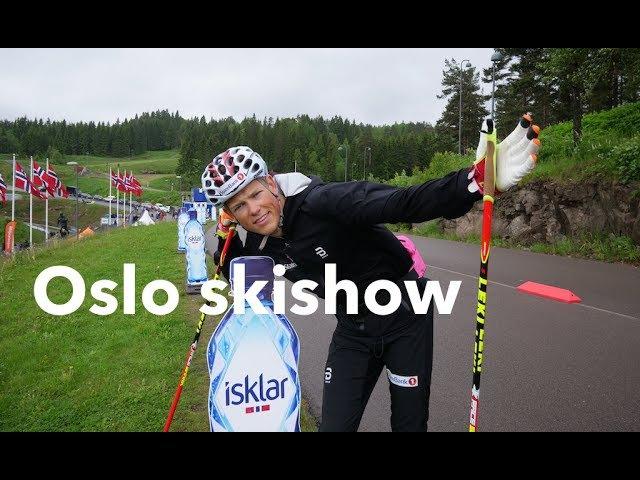 Oslo skishow | Vlog 23