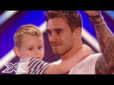 Hot Dad Joseph Whelan ROCKS The Stage &amp Melts Everyone's Heart With