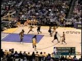 Shaquille O'Neal (28pts20rebs9asts8blks) vs. 76ers (2001 Finals)