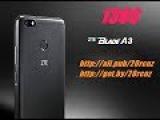 ZTE Blade a3, Смартфон, 4 Ядра, 2 фронтальные 5 + 2 Мп, 2017