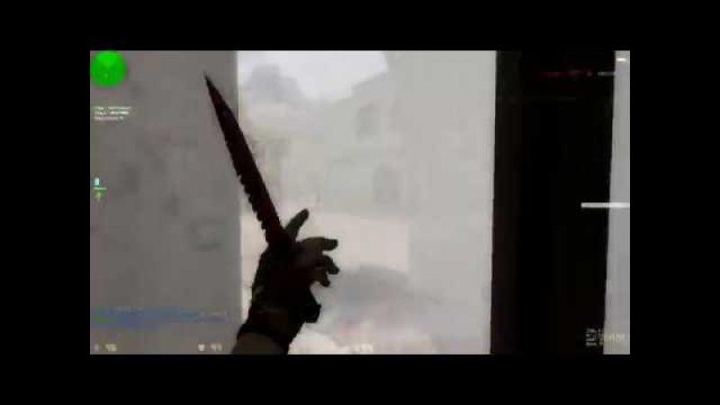 НЕРЕАЛЬНЫЙ ЗАХОД ЧЕРЕЗ ЗИГУ 🔴 Counter-Strike 1.6