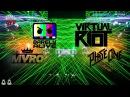 Myro b2b Barely Alive b2b Virtual Riot b2b PhaseOne @ Rampage 2018   Drops Only  