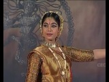 Technical Dancing of Kathak on Taal Dhamar(CH_02)