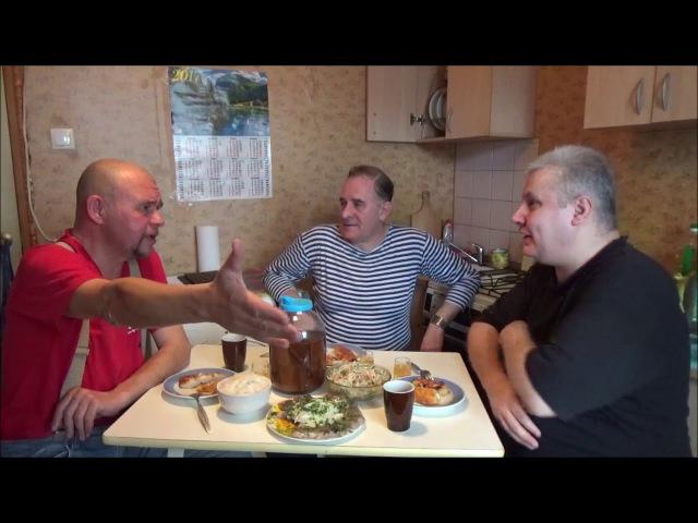 Путин, салаты, ЕГЭ, дуэль | Кухонная политика, выпуск 3, 26.11.2017 ЖизньНалаживается