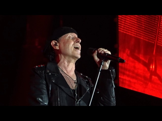 Scorpions - Live @ Moscow 01.11.2017 (Full Show)