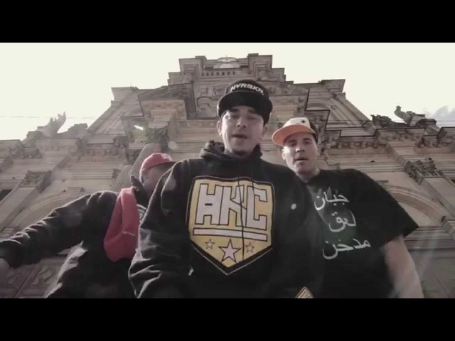 Crack Family - Lo Que Soñe Feat HKC ( Video Oficial )