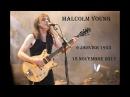 R.I.P Malcolm Young / 6 janvier 1953 - 18 novembre 2017 / AC-DC
