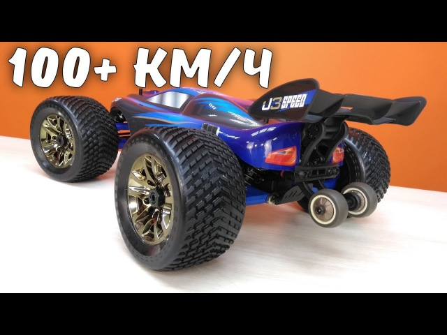 100 км ч в стоке JLB Racing J3SPEED