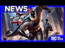 BATMAN AND HARLEY QUINN: New Exclusive Clip! More News