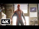 Marvel's Spider-Man Trailer (PS4) - Paris Games Week 2017   4K