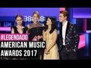 [LEGENDADO] Camila Mendes, Lili Reinhart, Madelaine Petsch e KJ Apa no AMAs 2017! 🏆