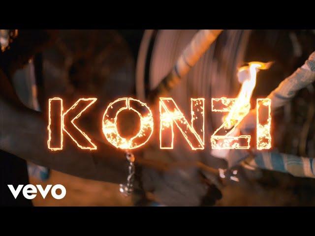 Big Fizzo - Konzi ( Official Video )(VSM World Media)