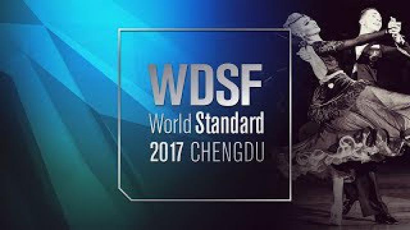 Brzozowski - Mozdzonek, POL   2017 World Standard R2 W   DanceSport Total